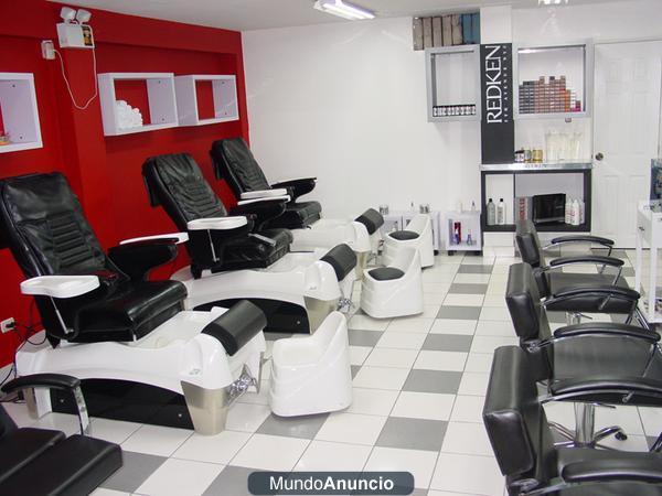 Mercado de la belleza cosm tica dermatol gica - Salones de peluqueria decoracion fotos ...