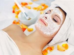 Grandes tratamientos faciales calientes